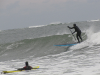 Joyce and Clay SUP surf the North East