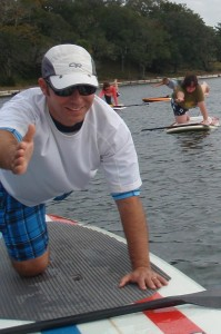 Paul Zipes SUP Yoga Instructor