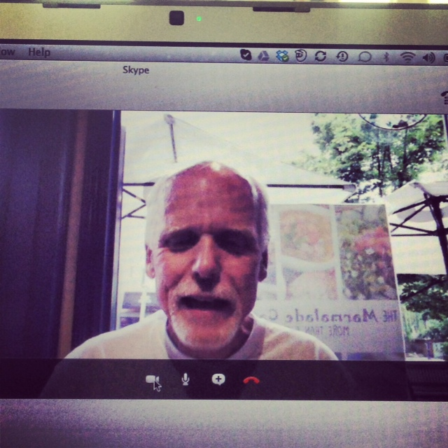 Bob Purdy joins me at a coffee shop in Kelowna, British Columbia via Skype. He just complete day 900 of Paddling for the Planet !