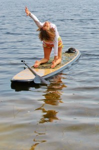 SUP Yoga With LauraLynn Jansen Yoga Elements