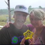 Star Fish Bob Purdy And Leslie Kolovich Stand Up For The Planet