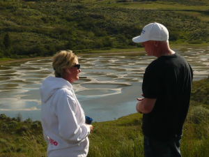 Bob Purdy and Leslie Kolovich Standing Up for the Planet SUP Radio