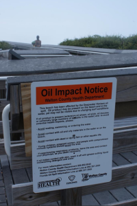 Walton County Beaches BP Oil Tragedy photo Christian Wagley
