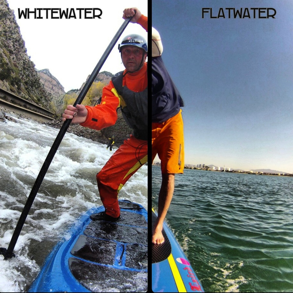 Ken Hoeve White Water to Flat Water