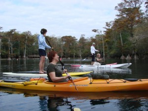 Paddling Adventures in Walton County Florida-Leslie Kolovich SUP Radio