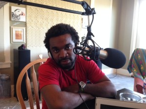 Brandon LaBeaux Spoken Word Artist on SUP Radio Show