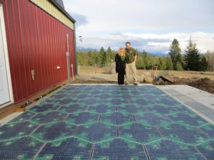 Example of how solar panels are being used-The Paddler's Planet by Christian Wagley-SUP Radio