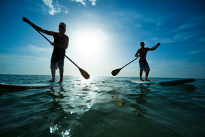 Adapting to climate change-the Paddler's Planet-SUP Radio